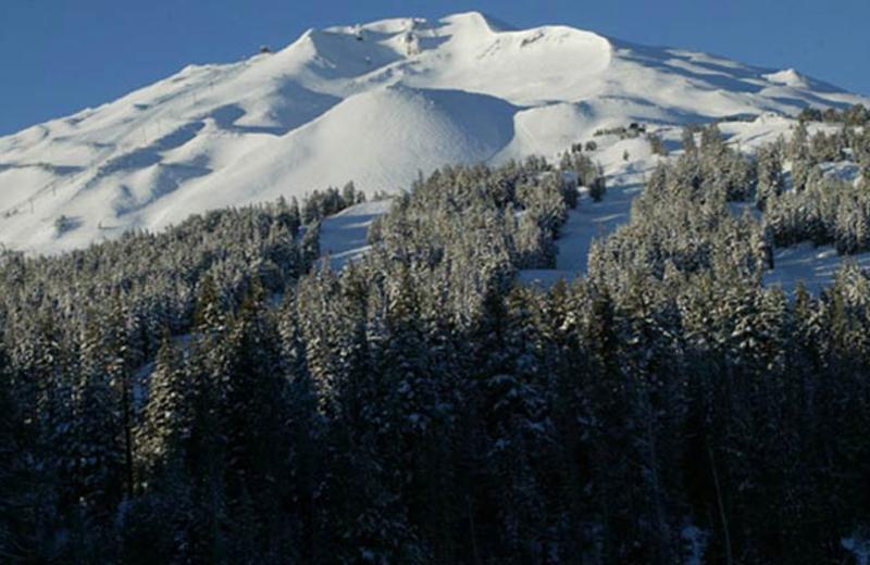 Beautiful Mountain Views at Seventh Mountain Resort