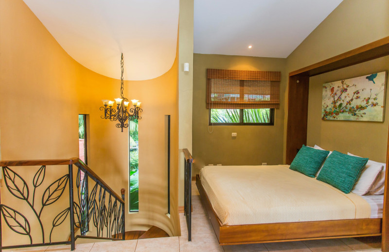 Murphy bed at Vista Oceana.
