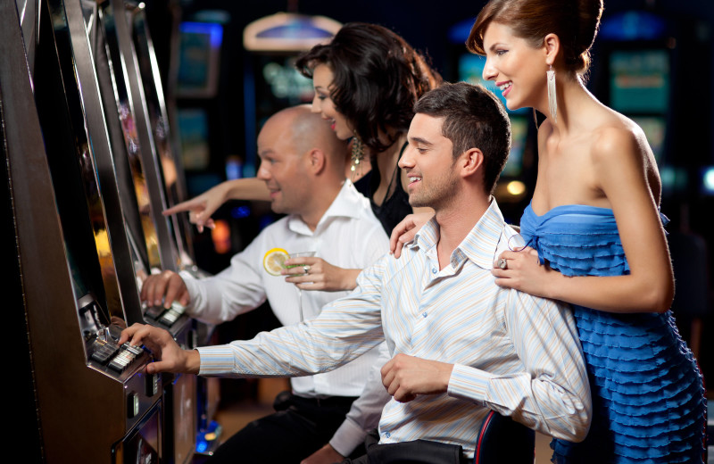 Slots at Westgate Las Vegas Resort & Casino.