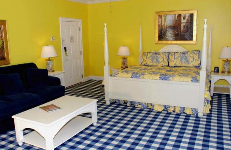 Studio Suite at  Charleston Harbor Resort