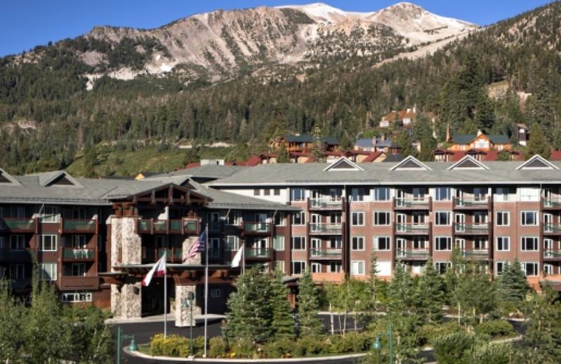 Exterior view of Juniper Springs Resort.
