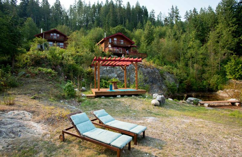 Exterior view of Wilderness Resort & Retreat.