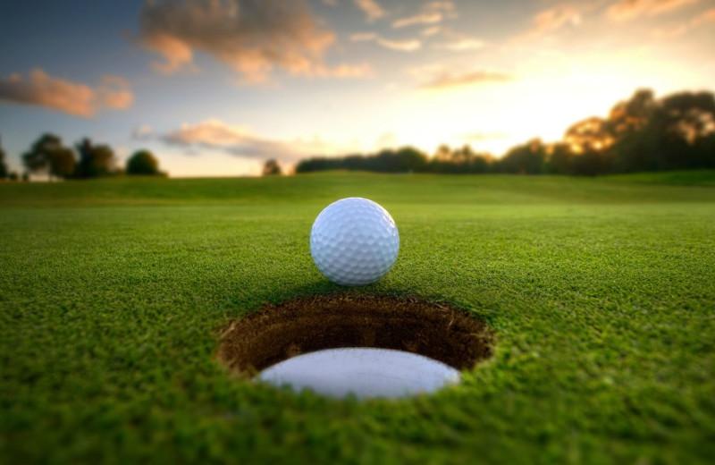 Golf course at Shawnee Inn and Golf Resort.