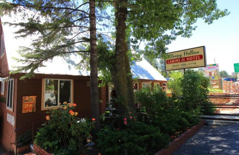 Cabin Rentals at Sleepy Hollow Cabins & Hotel