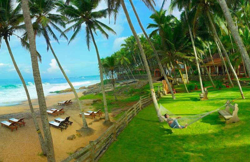 The beach at Cocunut Bay Beach Resorts.