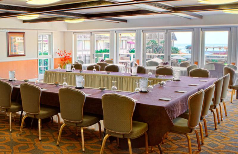 The Sunset Terrace Room at the Carlsbad Inn Beach Resort