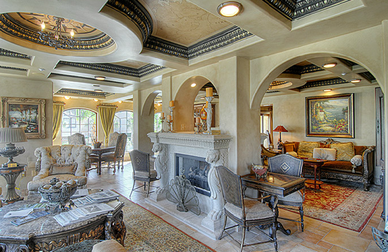 Lobby View at Ocean Lodge
