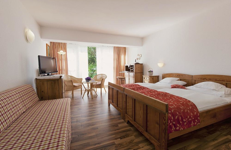 Guest room at Alte Vogtei.
