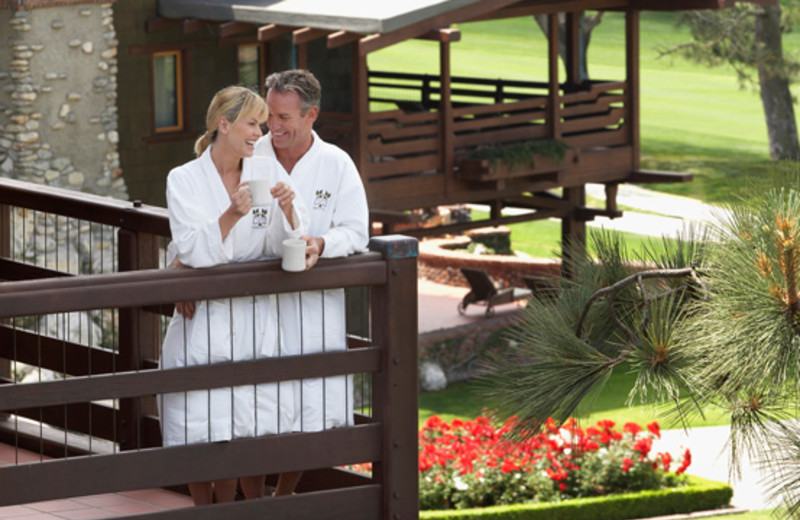 Relax together at The Lodge at Torrey Pines