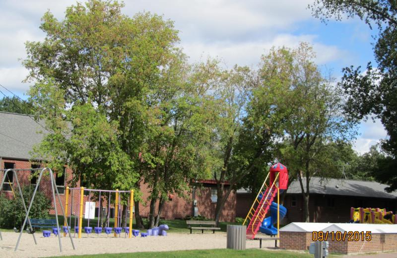 Playground near Sherin Memorial Park.