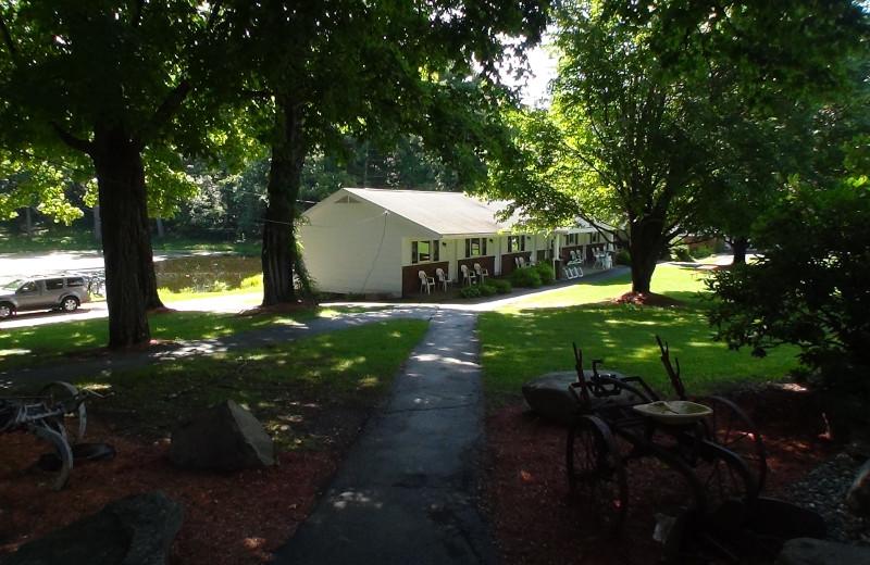 Exterior View Wolff's Maple Breeze Resort