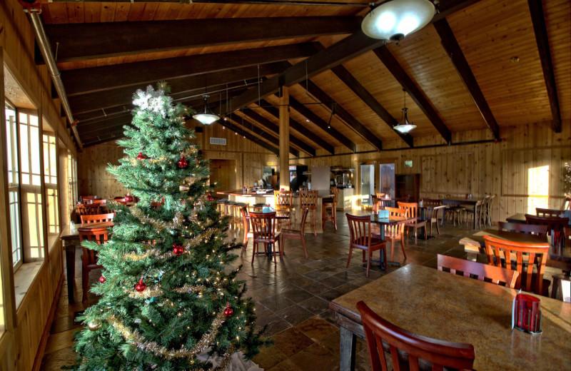 Holidays at Carson Hot Springs Spa and Golf Resort.