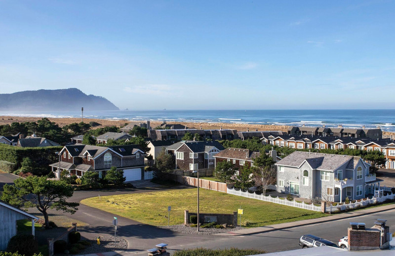 Exterior view of Gearhart by the Sea.