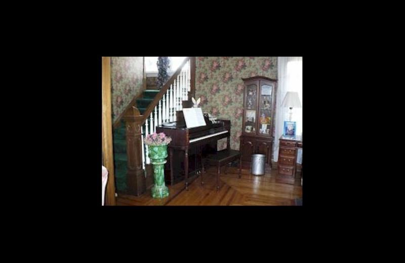 Interior view of Wynken Blynken & Nod B & B.