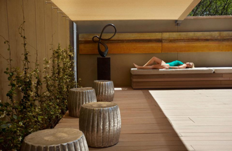 Lounge at Miraval