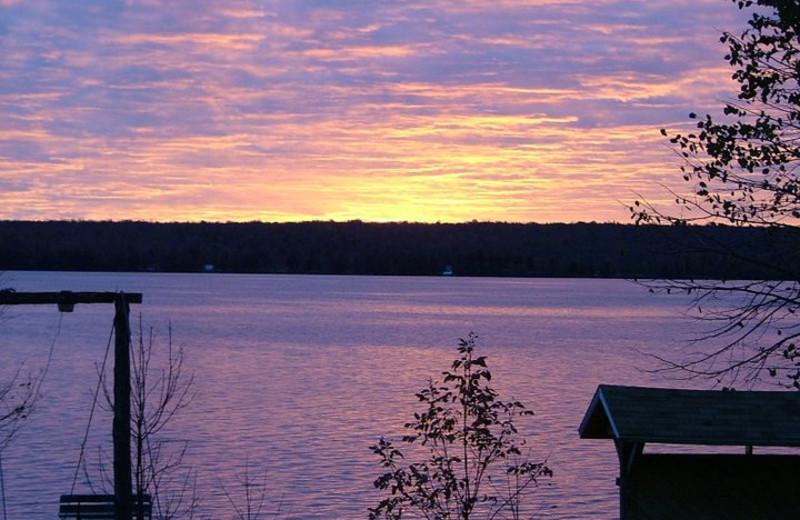 Beautiful Sunset at  Bear's Nine Pines