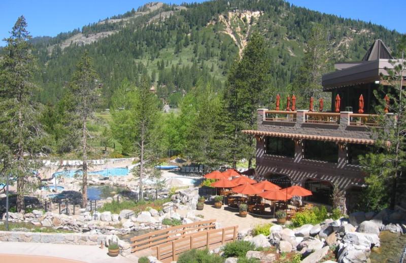 Exterior View at Resort at Squaw Creek