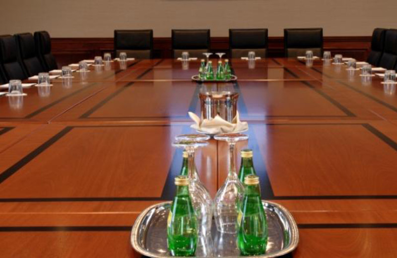 Meeting room at Doral Arrowwood.