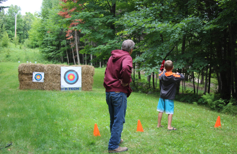 Learn Archery or practice your skills