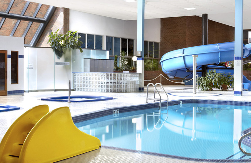 Indoor Pool at the Ambassador Conference Resort