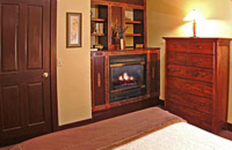 Interior Suite at Marys Lake Lodge