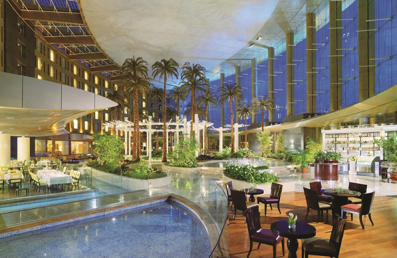 Interior view of Fairmont Towers, Heliopolis.