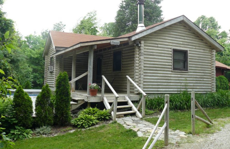 Dreams End Log Cabins (Connersville, IN) - Resort Reviews