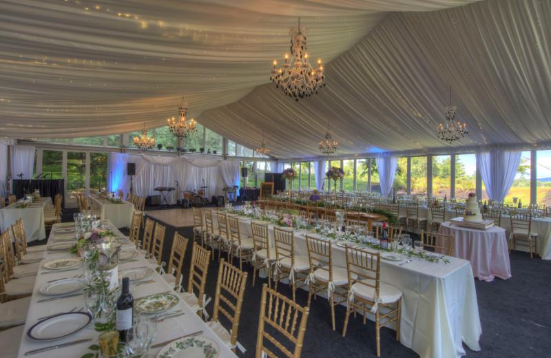 Wedding at Chestnut Hill Wedding & Reception Venue.