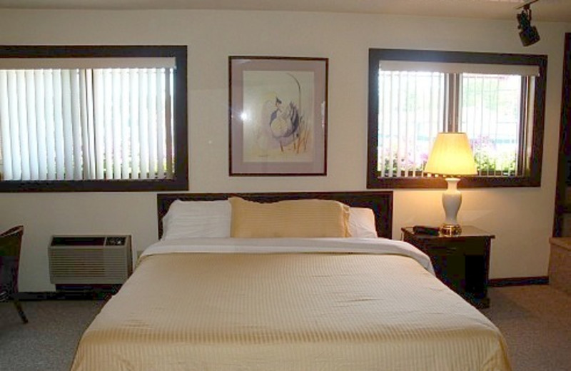 Guest Room at The Beach Haus Resort