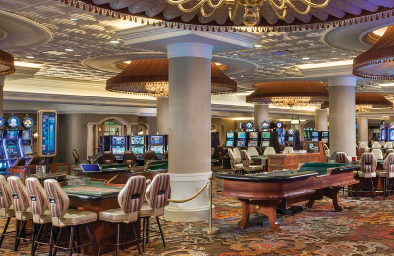 Casino at Turning Stone Resort Casino.
