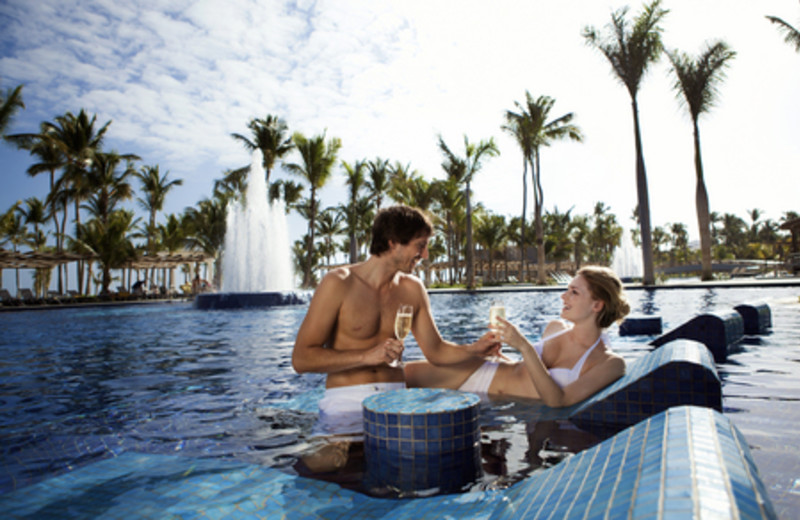 Relax in the Pool at Barceló Bávaro Palace
