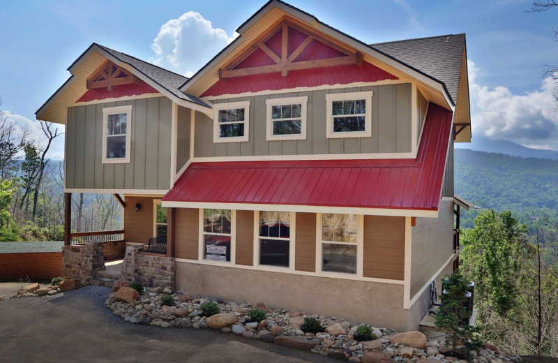 Rental exterior at Eden Crest Vacation Rentals, Inc.