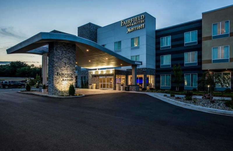 Exterior view of Fairfield Inn & Suites - Stevensville.