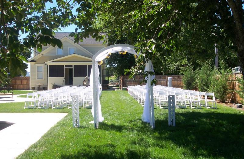 Wedding at Rancho De LA Fuente.