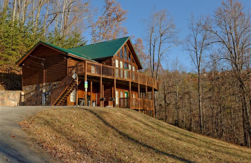 Pigeon Forge Vacation Rentals Cabin Life Of Luxury 12 Aunt