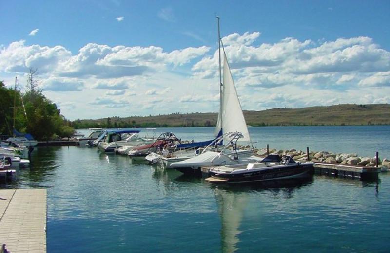 Marina at Lakeside Lodge