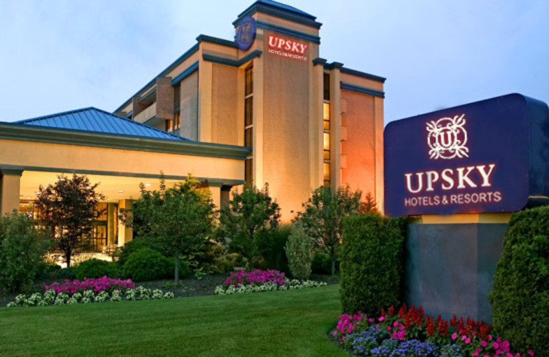 Exterior View Of Upsky Long Island Hotel