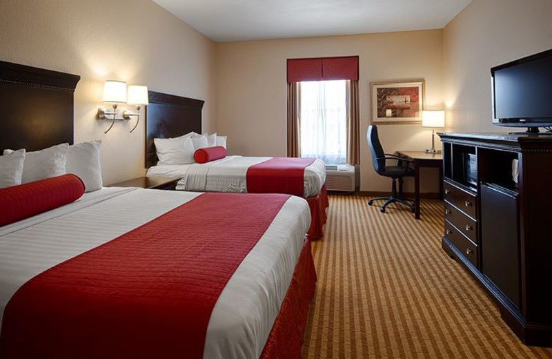 Guest Room at Best Western Plus Greenville South