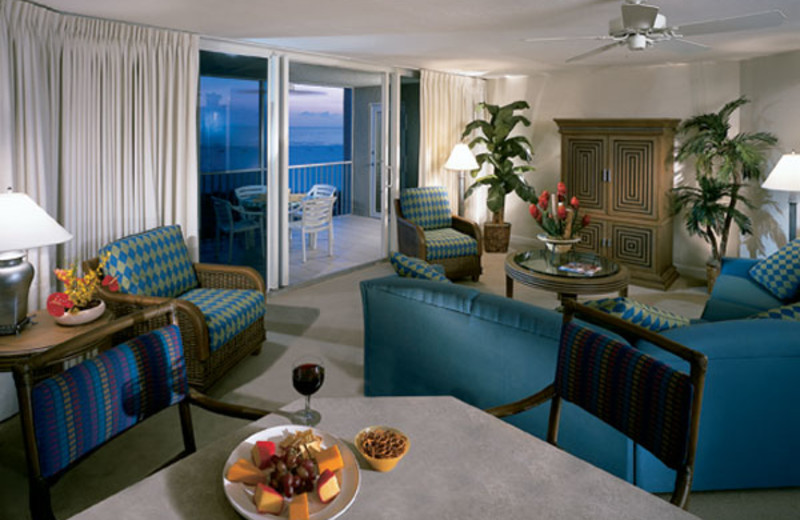Condo Interior at Gullwing Beach Resort