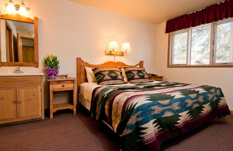 Guest Room at  Wildwood Inn