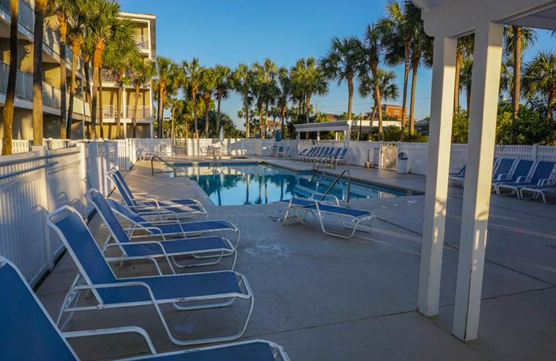 Resort pool at Sterling Resorts.
