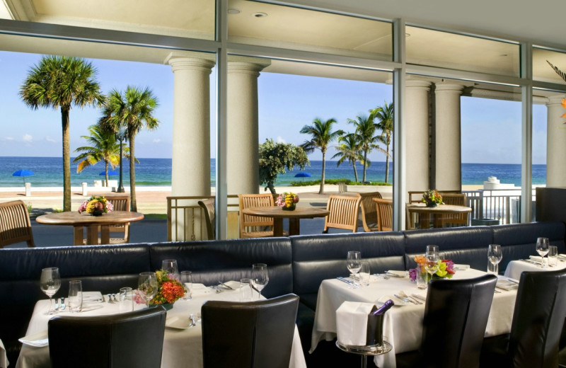 Onsite Dining at The Atlantic Hotel & Spa