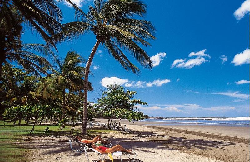 Beach View at Barcelo Montelimar Beach Resort