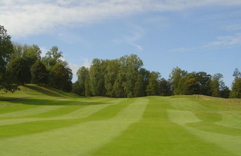 Golf course near Century 21 Action Inc.