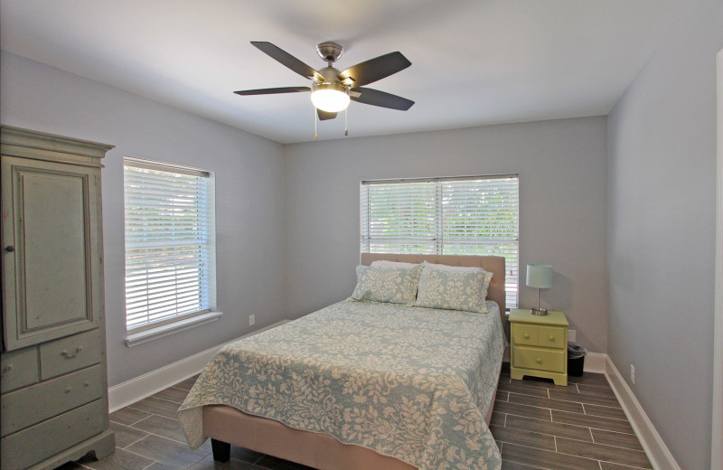 Bedroom at Palm Blvd 2403 Down.