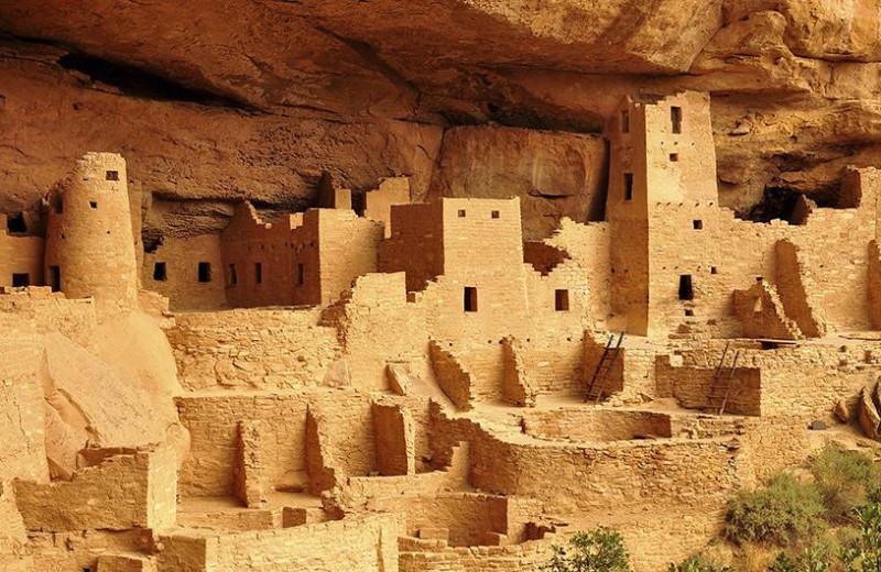 Native American ruins at Durango Colorado Vacations, LLC.