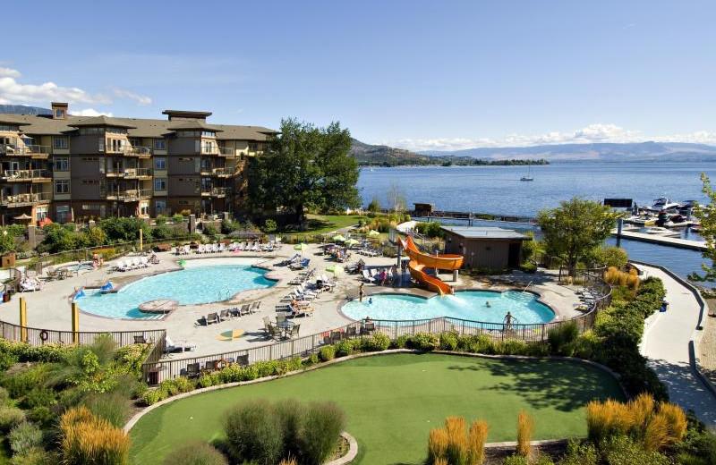 The Cove Lakeside Resort West Kelowna British Columbia