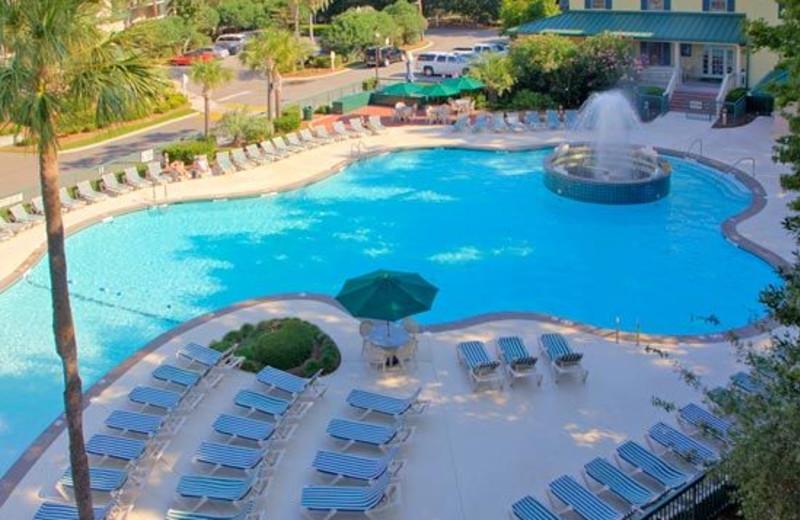Pool View at Waterside Resort