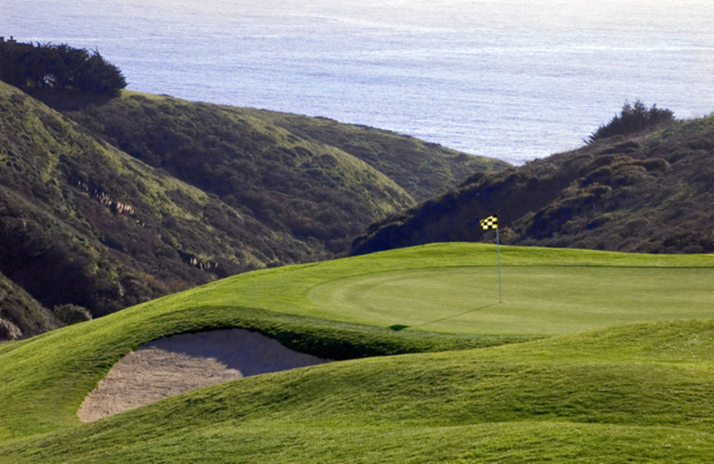 Golf near Sonoma Coast Villa & Spa Resort.