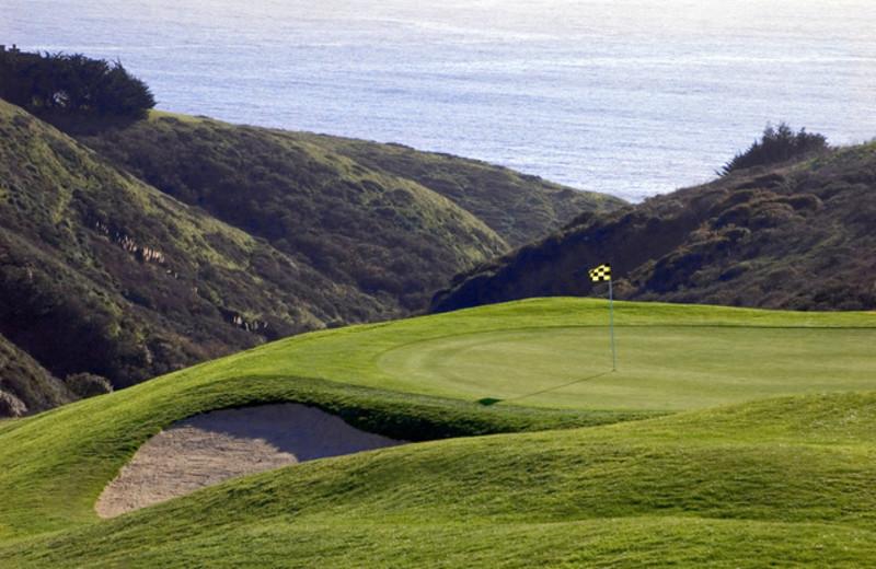Golf near Sonoma Coast Villa & Spa Resort.